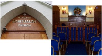 windsor spiritualist church