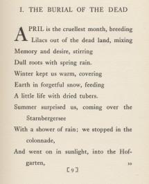 eliot poem