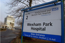 wexham park sign