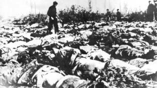 photo of massacre